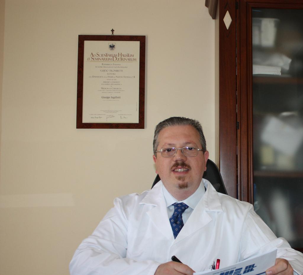 Dott. Giuseppe Angellotti